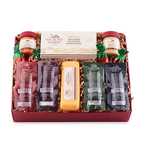 (Hickory Farms Savory Celebration Gift Box)