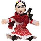 Frida Kahlo Plush Little Thinker Doll - by The Unemployed Philosophers Guild