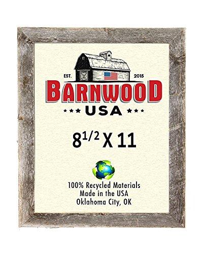 BarnwoodUSA Rustic 8 5x11 Picture Molding product image