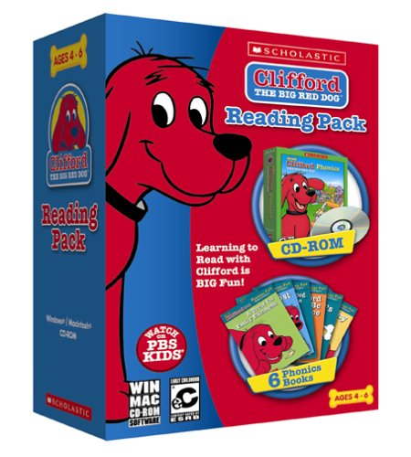 Clifford Reading Pack Reading Together Pack