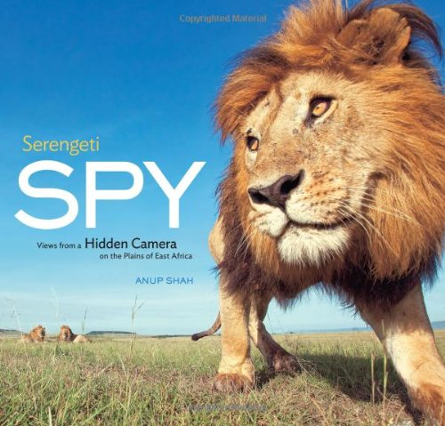 Download Serengeti Spy: Views from a Hidden Camera on the Plains of East Africa pdf
