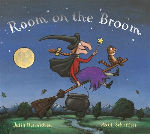 Image result for room on a broom