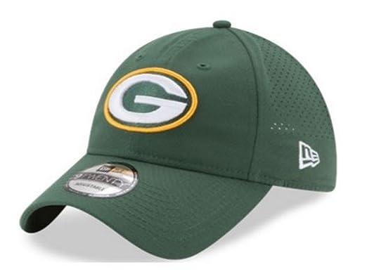 New Era Green Bay Packers Baseball Cap NFL On Field Training Camp 920  11459784 3d690d33e913