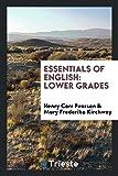 Essentials of English: Lower Grades