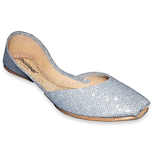 GS UK Shoes Ballet plata Shalimar Mujer U15qARH