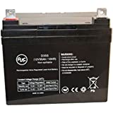 Majors Mobisist Liberty 312 Power 12V 35Ah Wheelchair Battery - This is an AJC Brand® Replacement