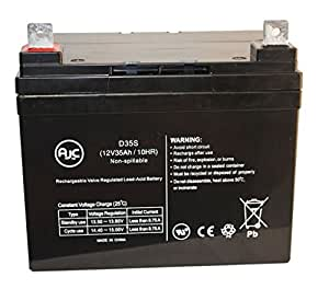 Guardian Aspire M11 12V 35Ah Wheelchair Battery - This is an AJC Brand® Replacement