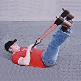 Sugoiti Water Balloon Launcher 100 Yard SlingshotFor Kids Adult 1 or 3 Person Not Including Water Balloons