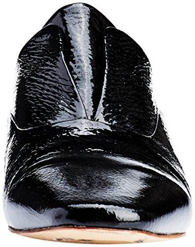 Filippa K Andie Flat, Mocassini Donna Black (Black Pate)