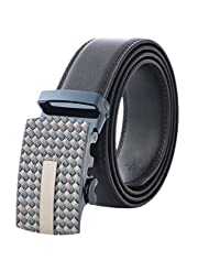 Binlion Business Men Belt (120, Black)