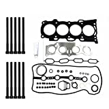 #2: New Head Gasket Bolts Set Fit for Scion tC Toyota Camry Highlander RAV4 Solara 2.4L L4 16V ENG. CODE 2AZFE
