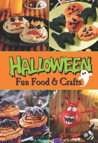 Halloween Fun Food and Crafts (Halloween Food Fun)