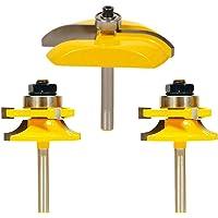 High Speed Steel 6 Diameter 3//8 Width 1 1//4 ID F/&D Tool Company 11653 Straight Tooth Full Radius Side Milling Cutter