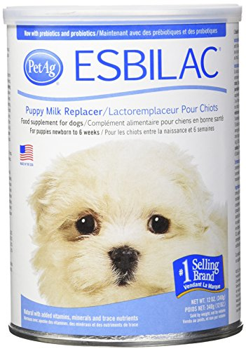 - Esbilac® Powder Milk Replacer for Puppies & Dogs 12oz