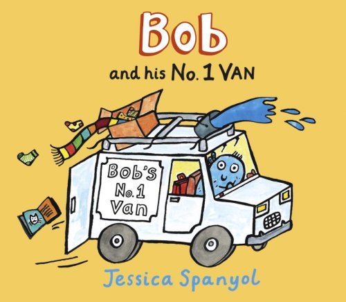 Download Bob and His No. 1 Van: A Mini Bugs Book ePub fb2 book
