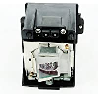 AWO AH-55001 Premium Quality Replacement Lamp with Housing for EIKI EIP-WX5000 EIP-WX5000L
