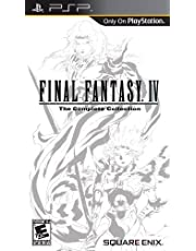 Final Fantasy Iv The Complete Collection - PlayStation Portable Standard Edition