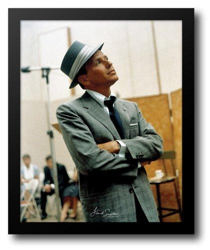 Frank Sinatra (Studio) 20x24 Framed Art Print