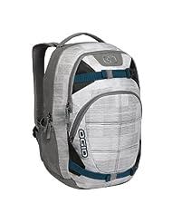 OGIO Ogio Rebel Backpack, Blizzard, International Carry-On