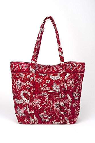 Large Square Bottom Tote - Burnt Ruby Kam Manufacturing 10001-003 311732-6035945