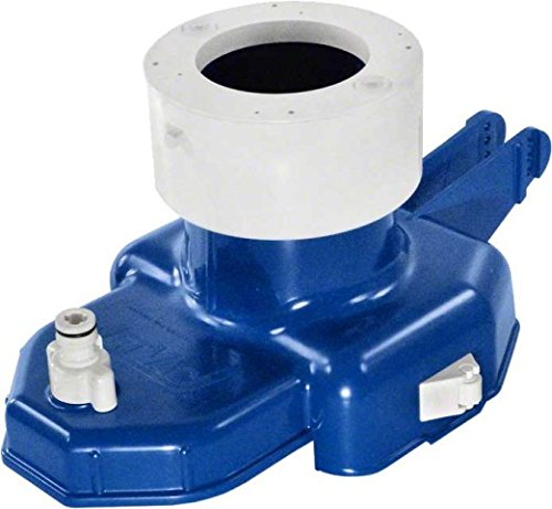Pentair JV2C Blue Venturi Shell Replacement Jet-Vac JV105 Automatic Pool Cleaner by Pentair