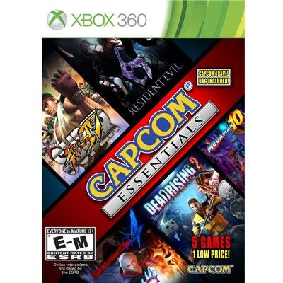 CAPCOM 33078 / Capcom Essentials X360