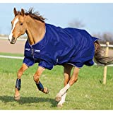 Horseware Amigo Hero Turnout Sheet 72 Blue