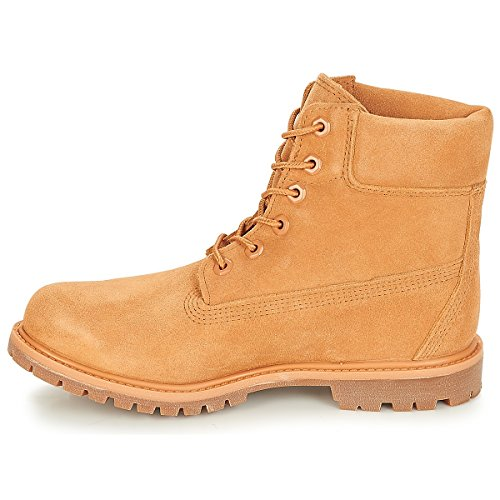 Biscuit Premium Suede 6in Wp Timberland USwqA6XS