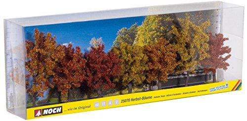 Noch 25070 Autumn Trees 8-10Cm 7/ H0,Tt,N,Z Scale  Model Kit from Noch