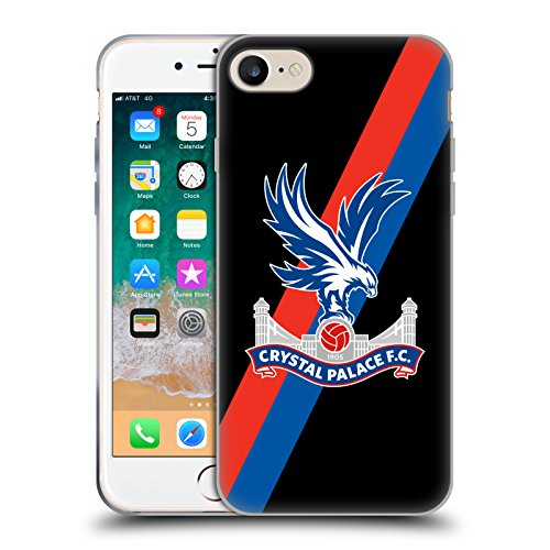 ace FC Sash The Eagles Soft Gel Case for iPhone 7 / iPhone 8 ()