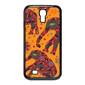 Animal Prints ZLB573211 Custom Case for SamSung Galaxy S4 I9500, SamSung Galaxy S4 I9500 Case
