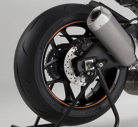 X8 Premium Puig 8431T Orange Rim Strip