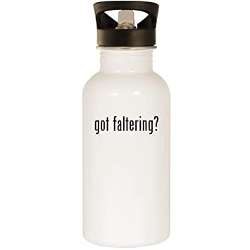 Review got faltering? - Stainless