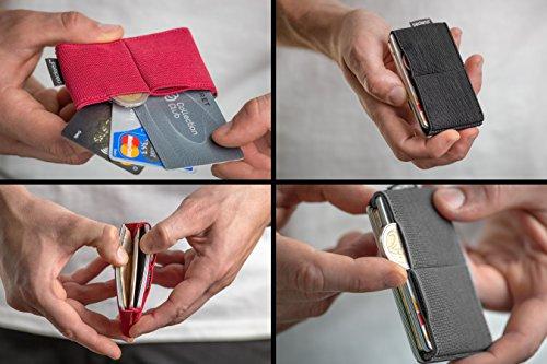 Portefeuille Cartes Pocketo Simple étui À rxwOCqv4r