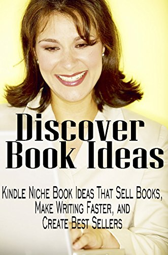 Discover Book Ideas Writing Bestsellers ebook product image