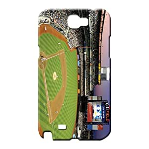 samsung note 2 Extreme Eco-friendly Packaging High Quality phone case mobile phone covers new york mets mlb baseball