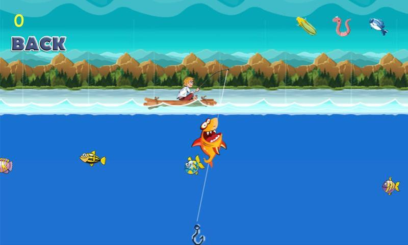 Games fishing on river appstore for android for River fishing games