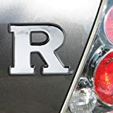 NCAA Rutgers Scarlet Knights Chrome Auto Emblem