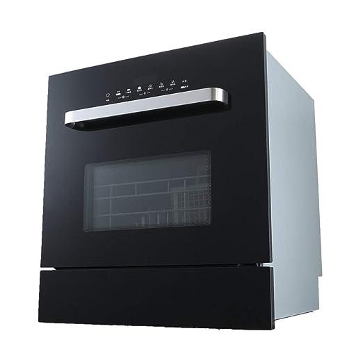 Smart dishwasher Lavavajillas, DiseñO Compacto Y PequeñO, 2 Cestas ...