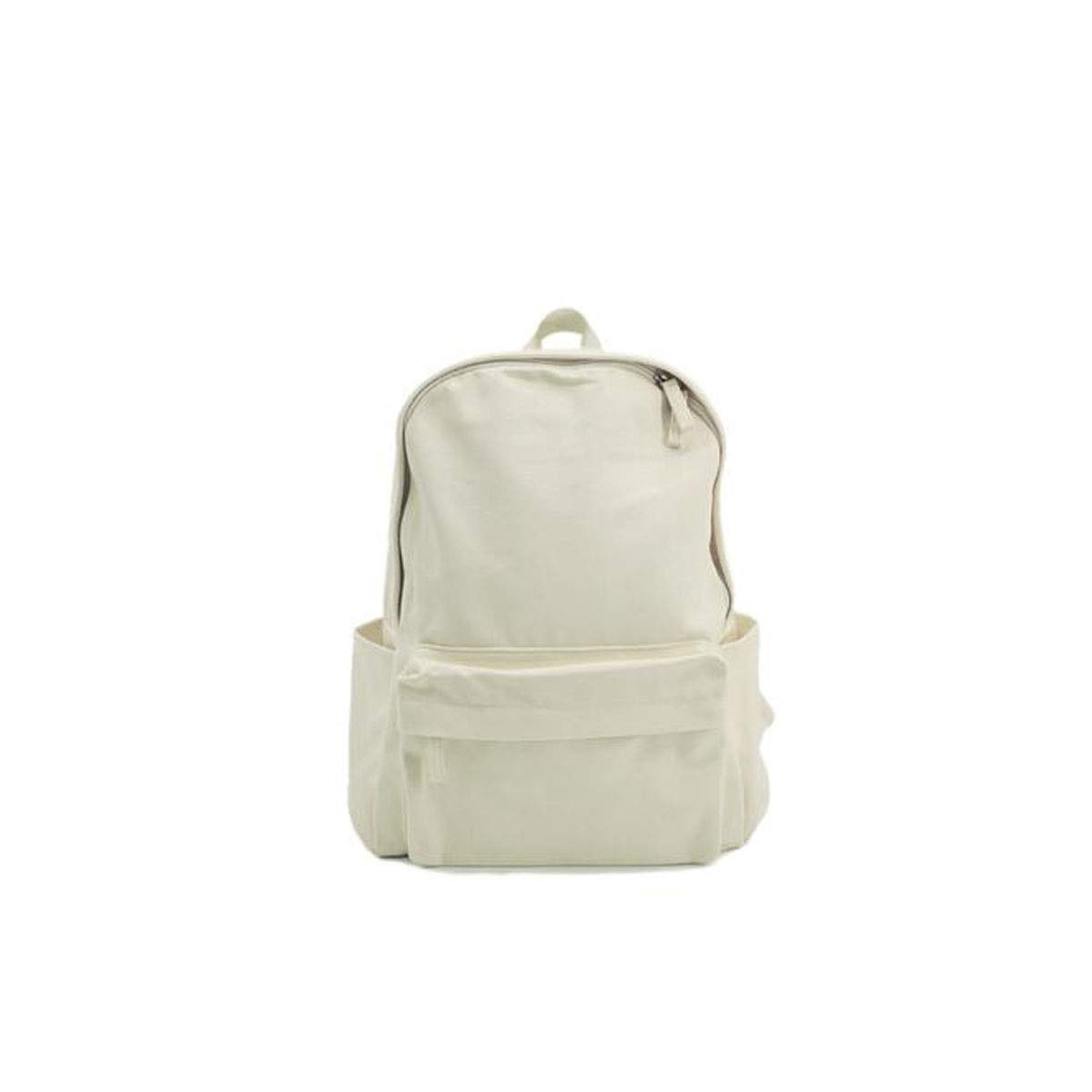 Chenjinxiang01 Solid Color Backpack Bag Color : White Womens Fashion Oxford Folding Backpack red, Blue, Black, White, Green, Gray