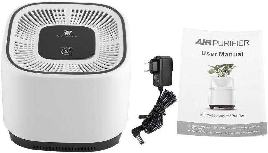 Purificador de Aire de Iones Negativos 110-240V Limpiador de Aire ...
