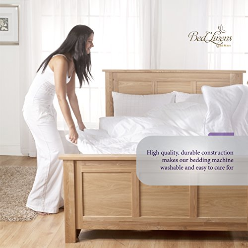 6 Piece Hotel Luxury comfortable 1800 sheet Pillowcase Sets