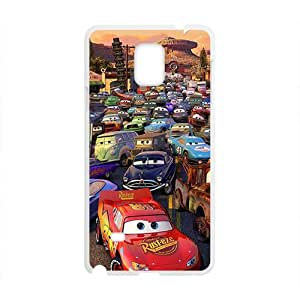 QQQO cars movie Hot Sale Phone Case for Samsung Note 4