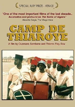 film camp de thiaroye