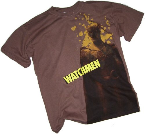 Watchmen - Nite Owl T-Shirt, X-Large