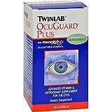 Twinlab OcuGuard Plus -- 120 Capsules