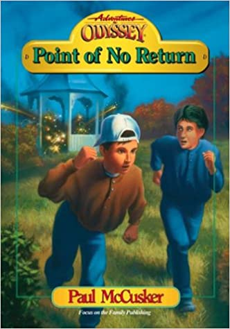 Read online Point of No Return (Adventures in Odyssey Fiction Series #8) PDF