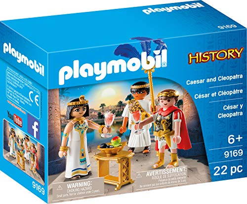 PLAYMOBIL Caesar and Cleopatra