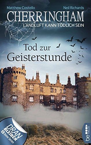 Der Tod Halloween (Cherringham  - Tod zur Geisterstunde: Landluft kann tödlich sein (Ein Fall für Jack und Sarah 27) (German)