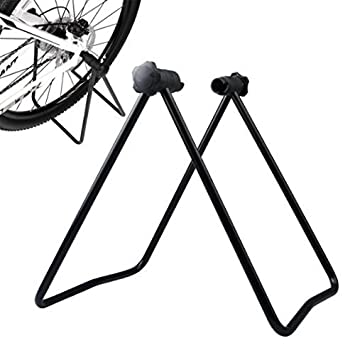 Gearmax® Bike plegable Caballete para bicicletas U Soporte: Amazon ...